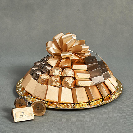 Patchi Platter: Best Chocolate in Dubai
