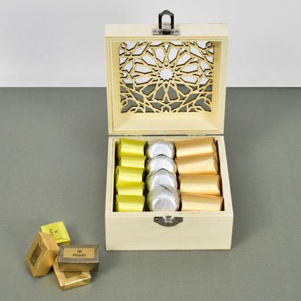 Small Box Of Patchi Chocolates: Patchi Chocolates