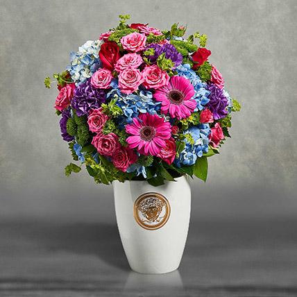 Assertion of Floral Beauty: Chrysanthemum Flowers