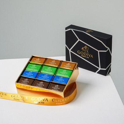 Box Of Delectable Godiva Chocolates 24 Pcs: Friendship Day Chocolates