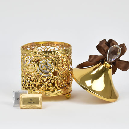 Patchi in Decorative Jar: Mid Autumn Gifts