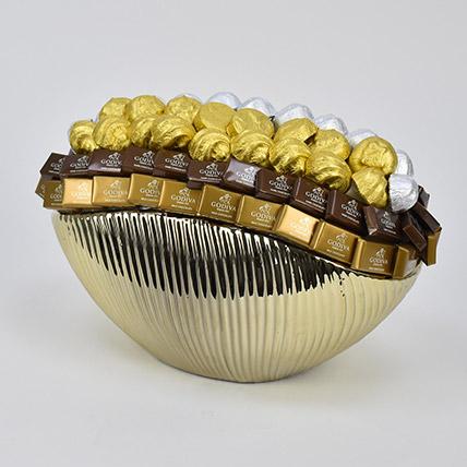 Godiva Chocolaty Experience:  Godiva Chocolates