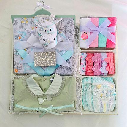 Ultimate New Born Baby Hamper: Newborn Baby Gifts