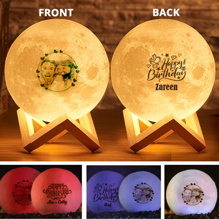 Luminous Lamp with Engraving  10cm: Personalized Gifts