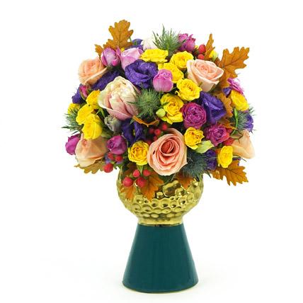 Premium Autumn Floral Collection: Autumn Flowers