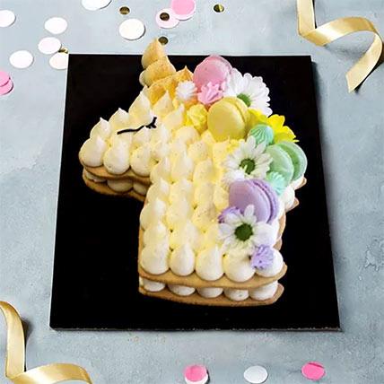 Unicorn Designer Cake: Unicorn Cakes