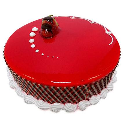 1Kg Strawberry Carnival Cake LB: