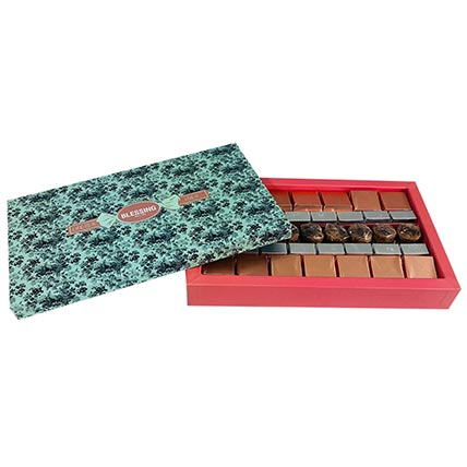 Milk Chocolate Delight Large Assorted Chocolate Gift Box: Gifts Delivery Lebanon