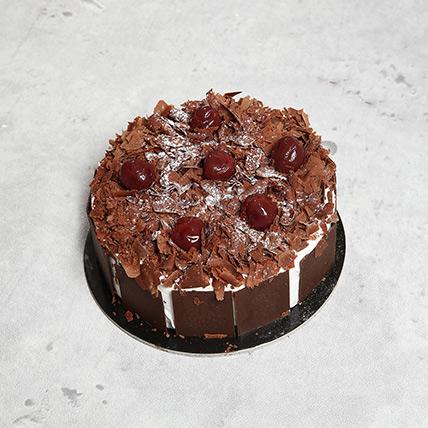 4 Portion Blackforest Cake OM: Oman Gift delivery