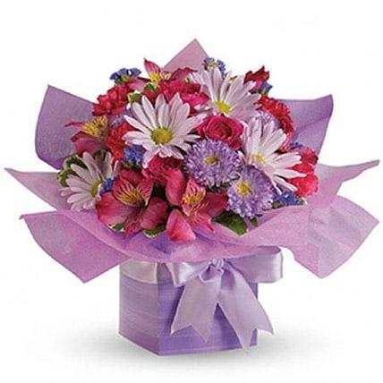 Lovely Lavender OM: Oman Gift delivery