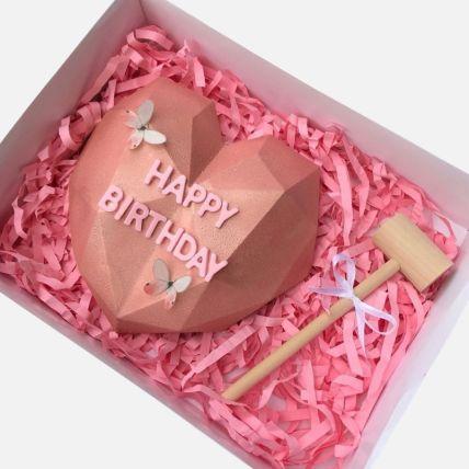 Happy Birthday Pinata Cake: Send Cake to Qatar