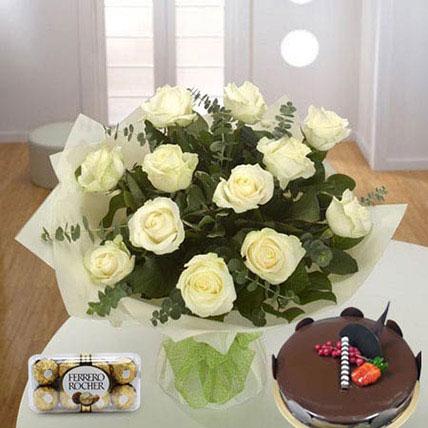 Pure Love Combo SA: Cake Delivery in Saudi Arabia