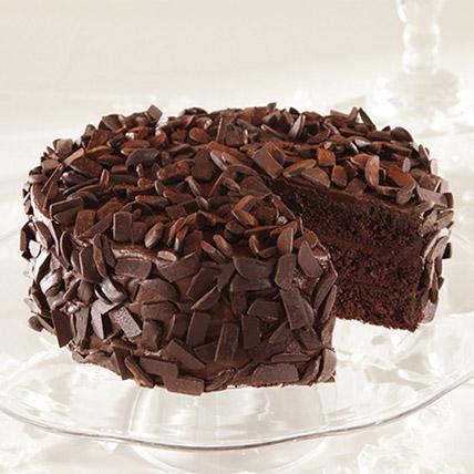 Frozen Chocolate Thunder Cake Half Kg: