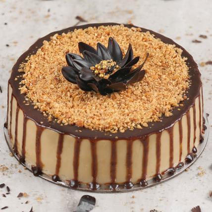 Yummy Butterscotch Cake Half Kg: Cake Delivery in Saudi Arabia