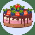 Half Kg Cake