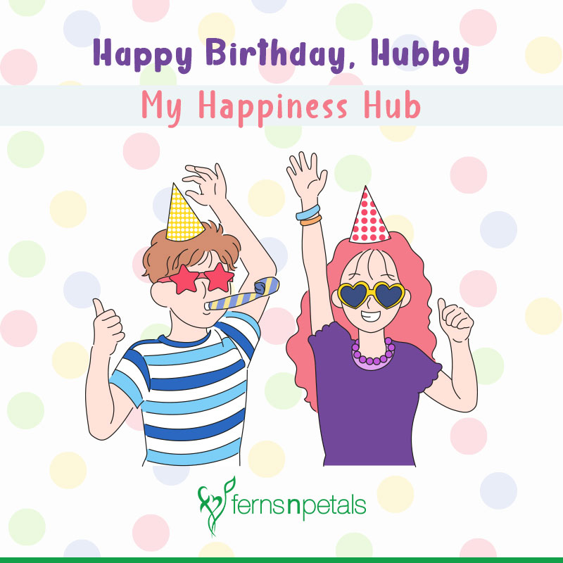 special birthday wishes for husband