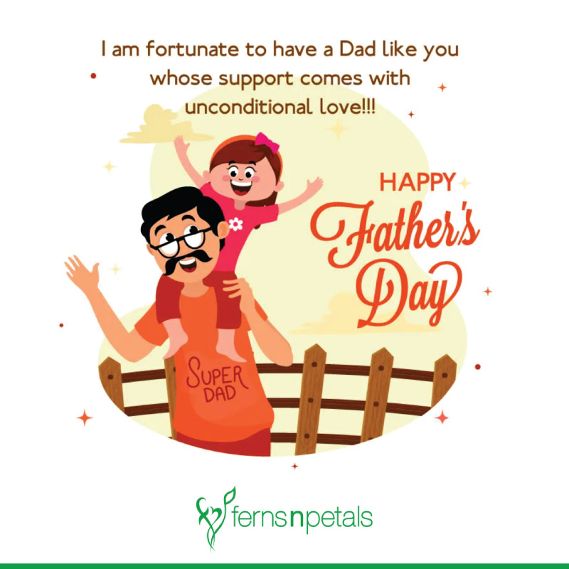 happy fathers day quotation