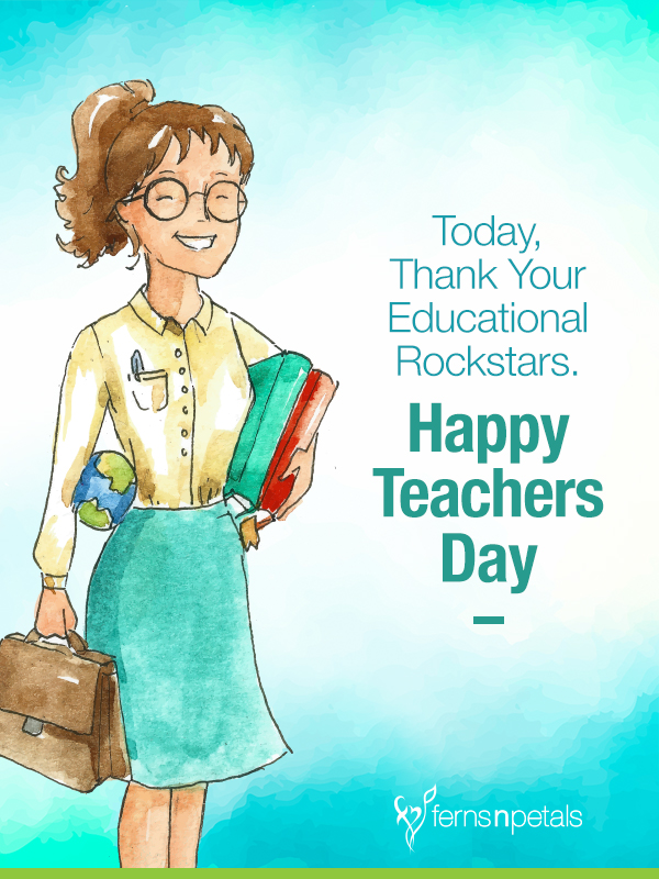 teachers day quotes & wishes