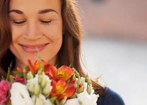 Why Do Women Like Flowers?