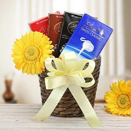 Chocolates for Women's Day