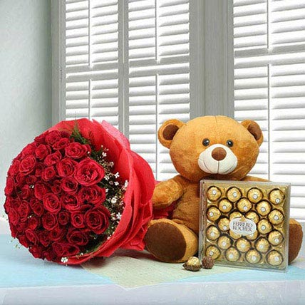 Combos for Teddy Day