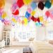 Colourful Helium Balloon Decor