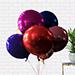 Mixed Colour Foil Balloons