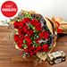 Romantic Roses And Free Chocolates