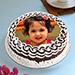 Decorative Photo cake 2 Kg Truffle cake