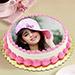 Heavenly Photo Cake 2 Kg Truffle Cake