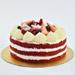 Red Velvet Cake 4 Portions