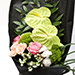 Mix Floral Bouquet With Roses and Carnations SG