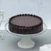 Luscious Chocolate Fudge Cake